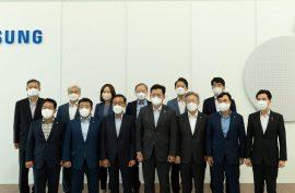 경기도-더불어민주당 삼성전자 화성캠퍼스 현장 방문 썸네일
